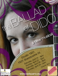 The Ballad of Dido poster