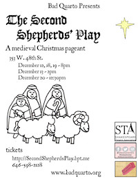 The Second Shepherds' Play (2015) poster
