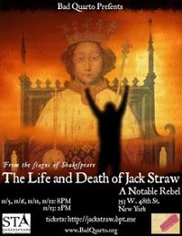 The Life and Death of Jack Straw poster